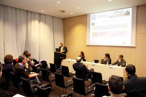 AndSoft  CITET jornada Madrid Victor Vilas Director Desarrollo de negocio