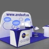 AndSoft presenta en la SITL de París la integración de teléfonos y tabletas en la distribución capilar