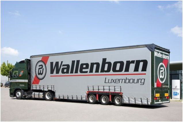 WALLENBORN y AND SOFT Transporte