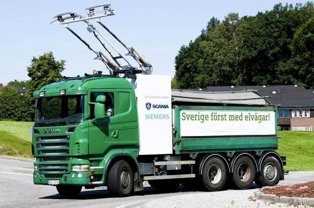 Camiones eléctricos