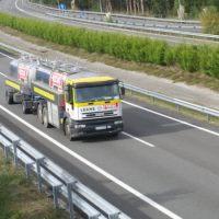 ¿El vehículo industrial de 44 toneladas reduce el número de viajes y las emisiones de CO2?