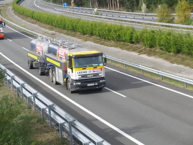 Flota Camiones Pascual Polémica 44 toneladas