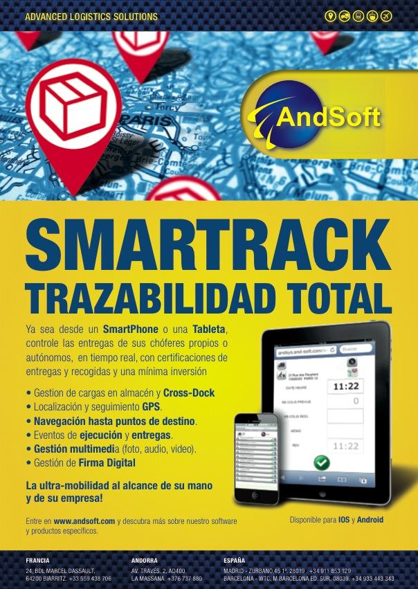 SmarTrack AndSoft