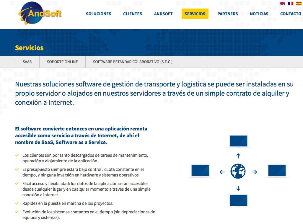 logistics software transport software