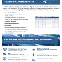Transportation & Logistics e-TMS AndSoft