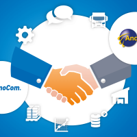 AndSoft and TimoCom integrate their platforms / Andsoft et TimoCom ont une interface de programmation commune