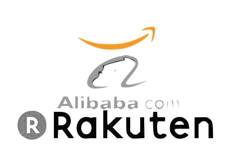 tiendas on line logos