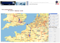 "AndSoft will present during the SIL 2015 its new global solution ""Mapping Tool ""to plan and control on a map the fleet of the Transports and Logistics Operators"