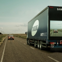 Samsung innovates an incredible solution for the transport of goods