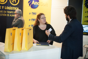 "Pilu Morante, Product Manager for AndSoft: ""We develop a global platform for the transport and logistics management, not a program for transport management"""