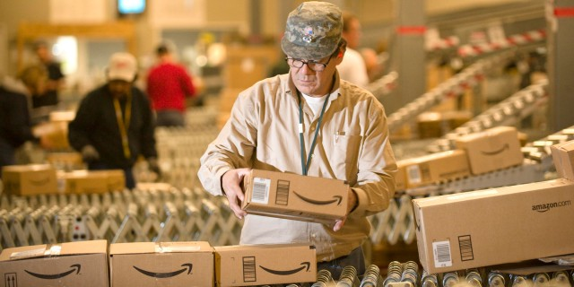 Amazon poseed to take on UPS, FedEx in delivery business