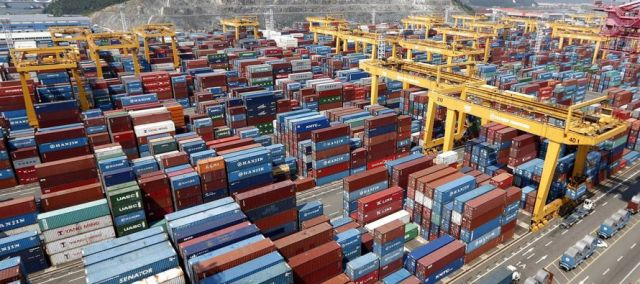 Hanjin Port Terminal