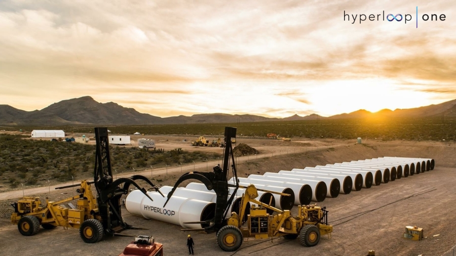 Hyperloop one foto blog andsoft