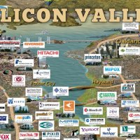 Silicon Valley turns logistics industry as a new disruptive