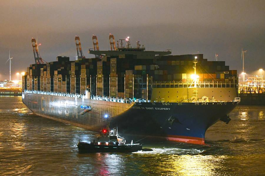 Maritime transport between Asia and Europe increases its prices by 25%