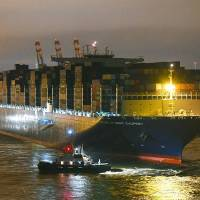 World shipping of goods registers unexpected data for the main European economy