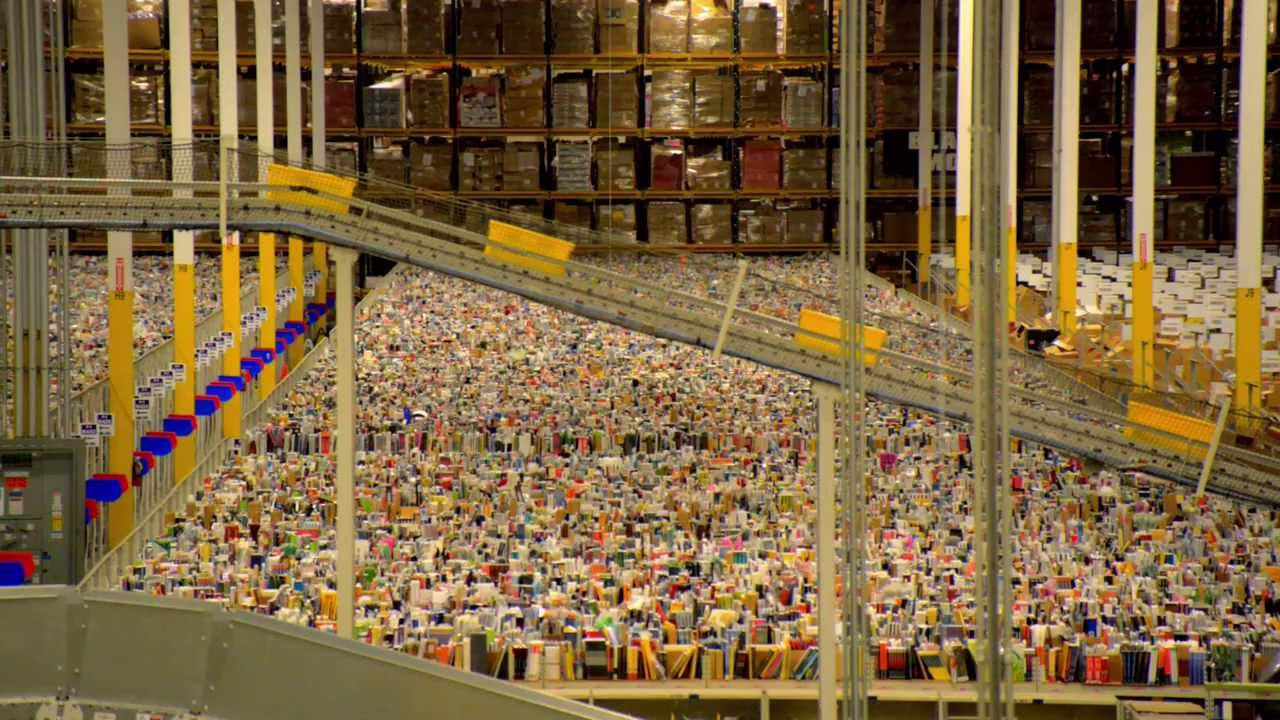 Big data presents supply chain and warehouse managers with an unprecedented opportunity to acquire real-time visibility of goods in transit and part of inventory