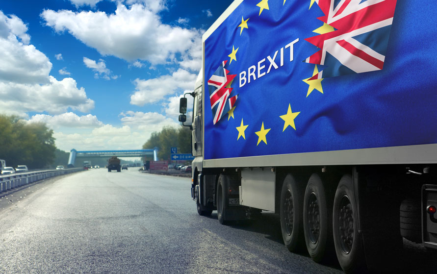 Preparations by the UK to guarantee the transport of goods