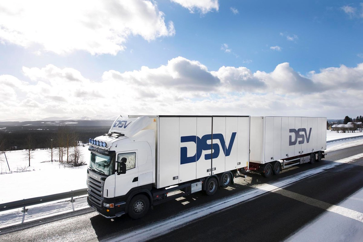 DSV to Buy Panalpina in $4.6 Billion European Logistics Deal