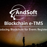 AndSoft implements the use of Blockchain technology with a new portal for its customers