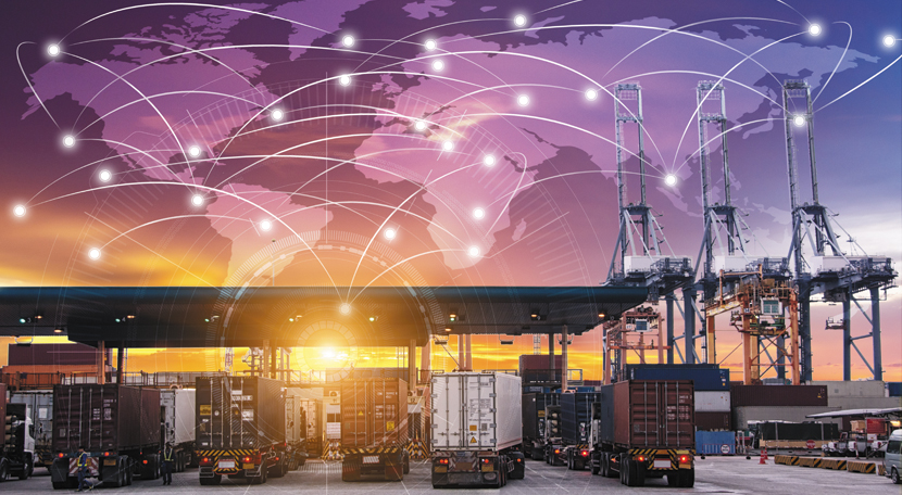 Business to business trade activity grew by 10% in the first quarter of 2021, but a recent surge in order volumes is creating fresh challenges for suppliers