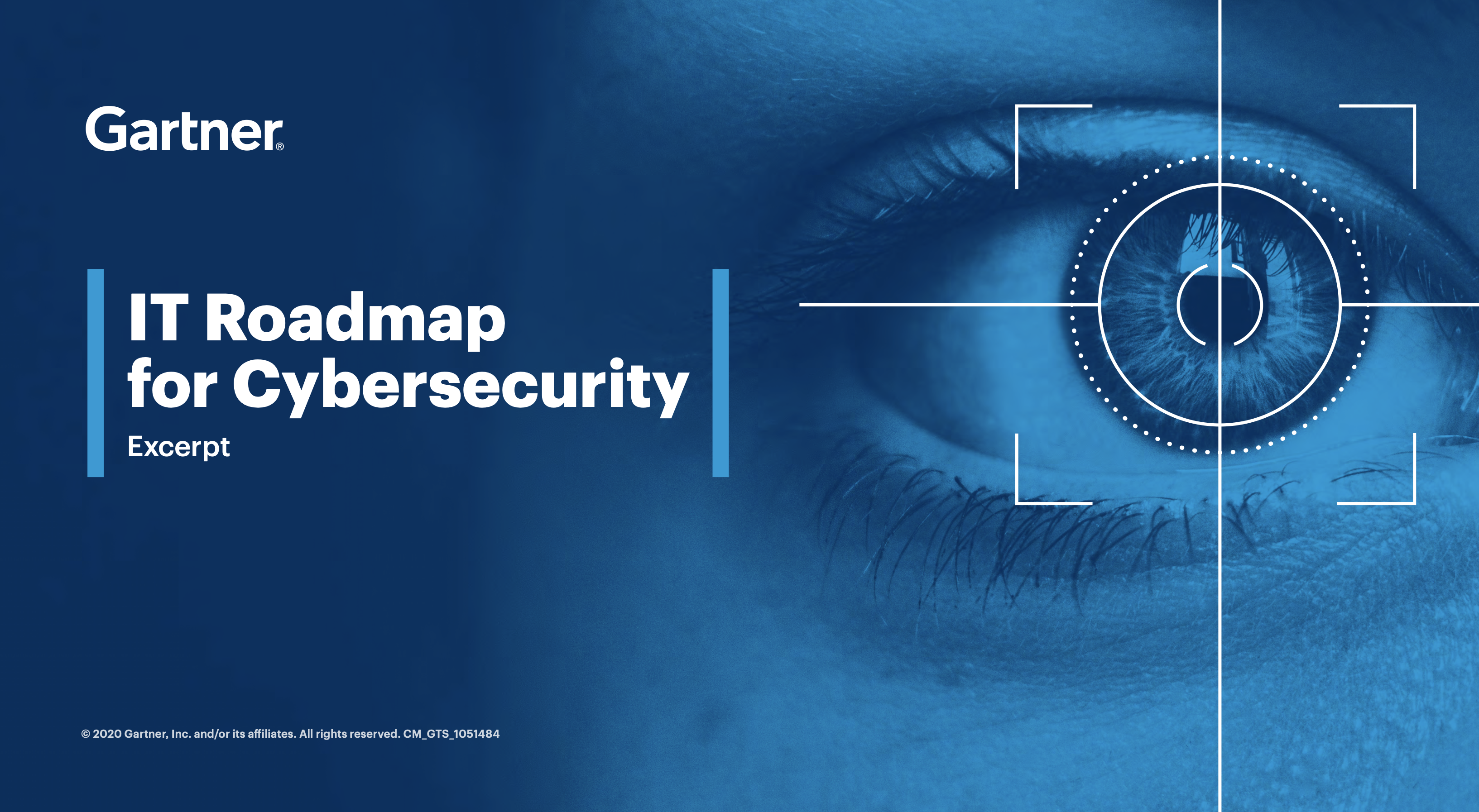 Gartner: IT RoadMap for #Cibersecurity