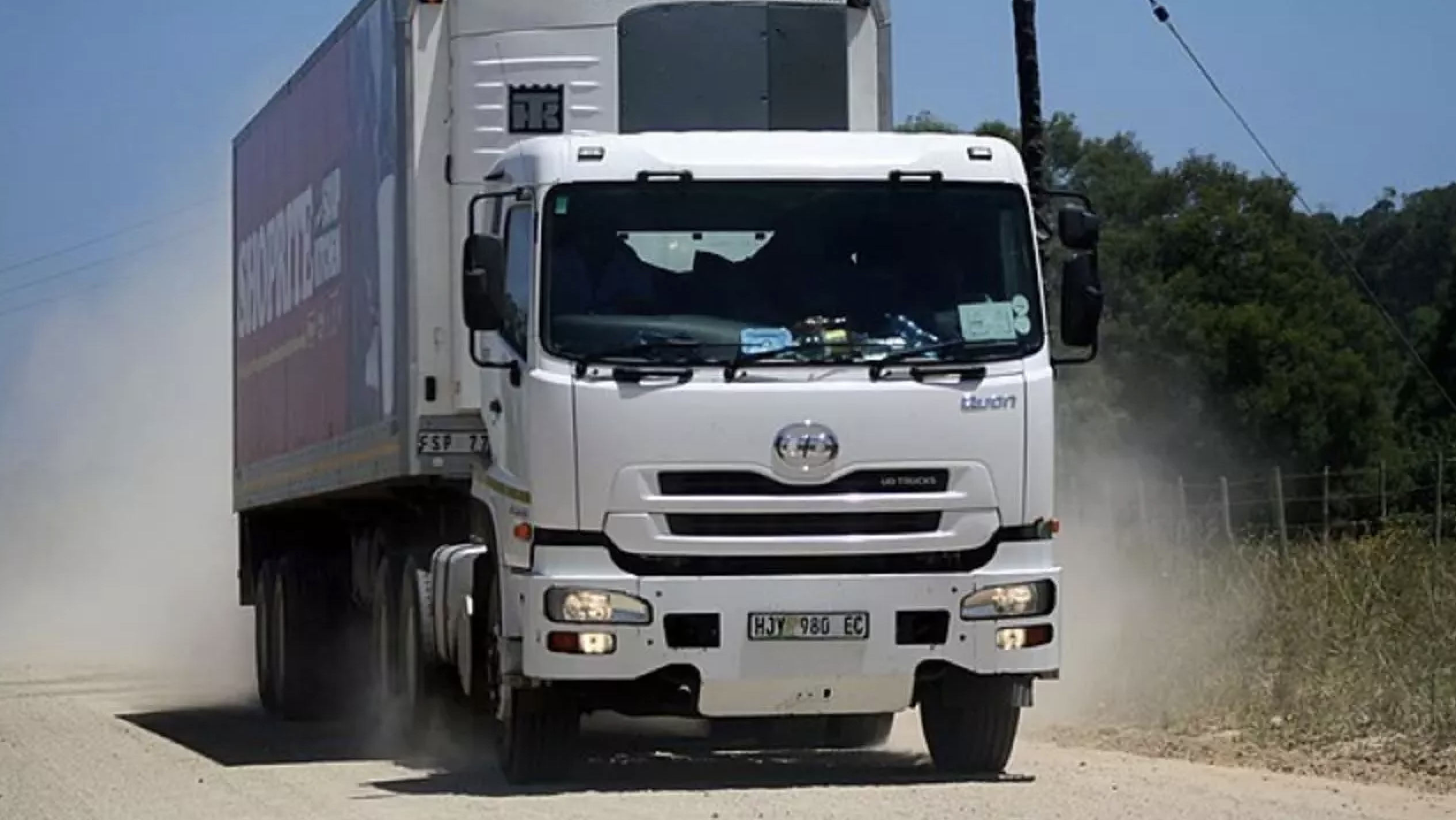 Keys 2021: The Situation of Freight Transport in South Africa