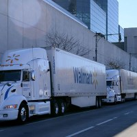 Sustainable logistics: Walmart will reduce CO2 emissions from the transport fleets from its suppliers