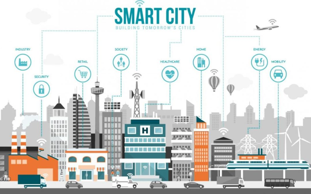What will be the role of freight transport in smart cities?
