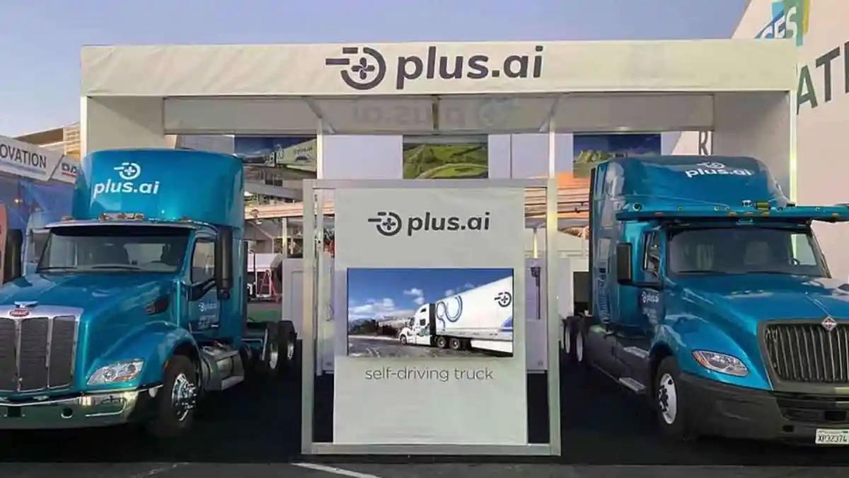 Autonomous Trucking Technology Company Plus Expands Business to Europe