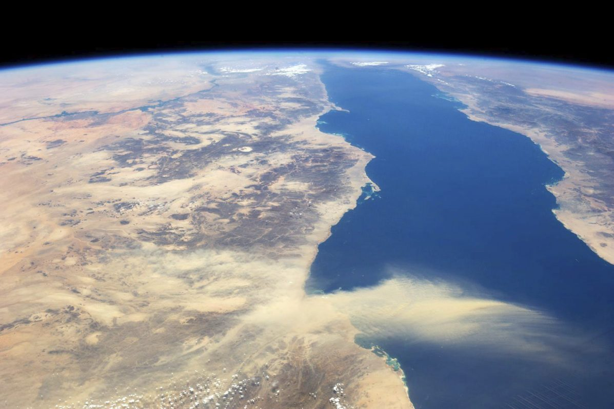Suez Canal Sets New Record for Traffic Volume